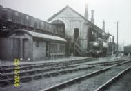Pontypool Rd Coaling Stage  1936